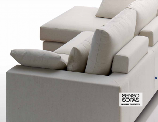 Sofas grandes baratos for Sofas baratos alicante