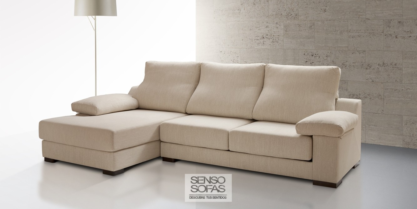 Murta chaise sensosofas for Sofa cheslong