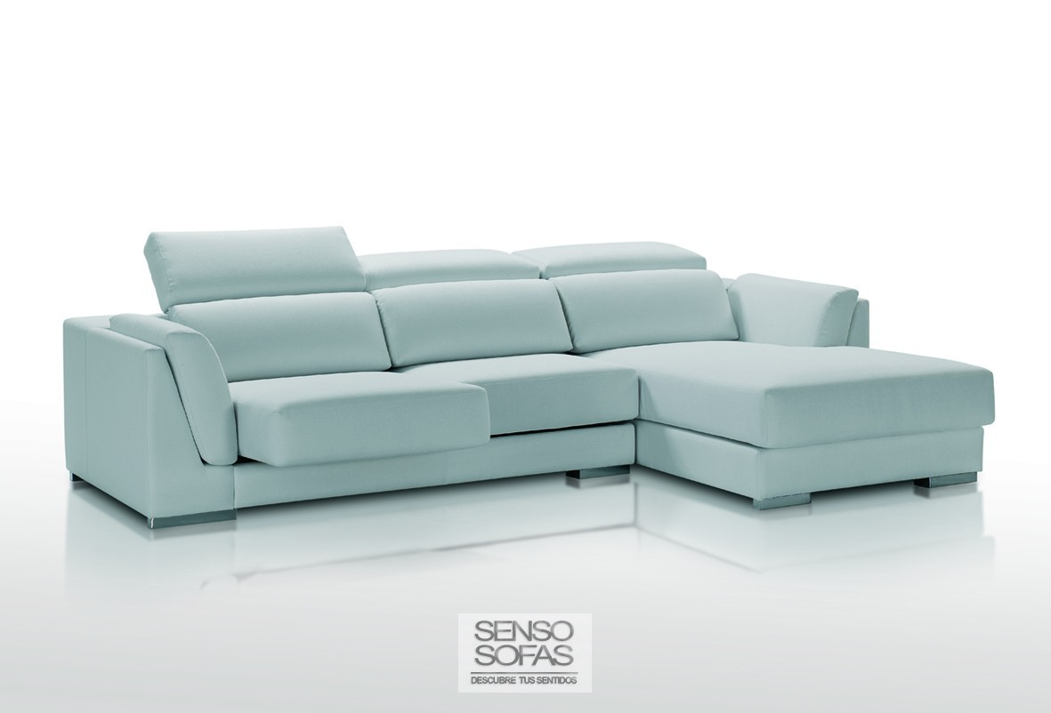 Sofa Chaise Longue Lucca