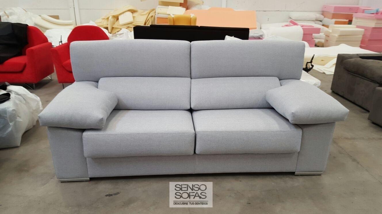 Sofa 3 2 exodo for Sofas alicante liquidacion