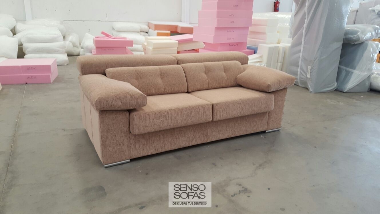 Sofa cama exodo for Sofas modulares baratos