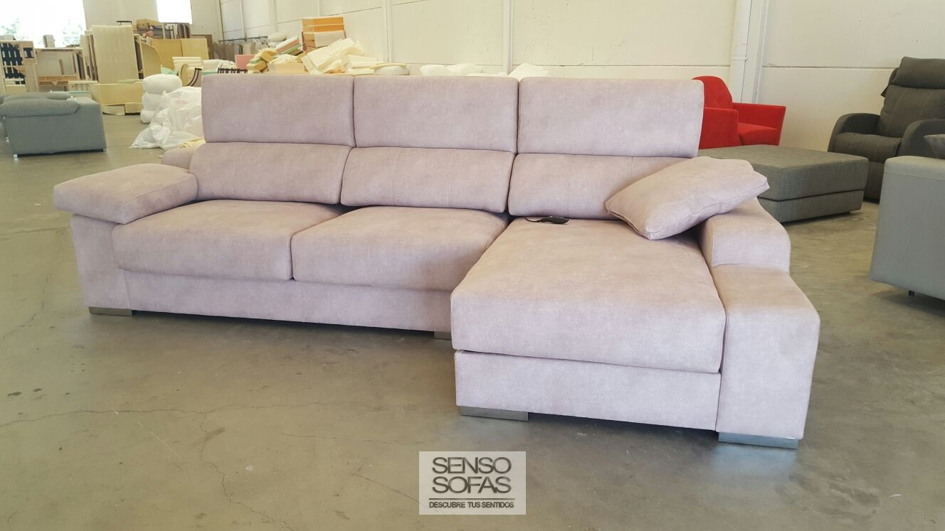 Sofa chaise longue motor torino for Chaise longue torino