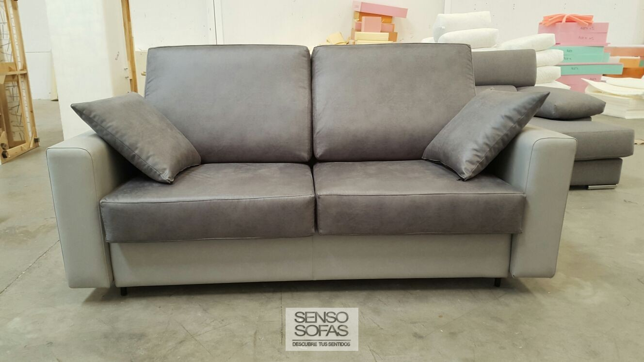 Sofas baratos madrid free sofs de diseo baratos with for Sofa cama barato segunda mano