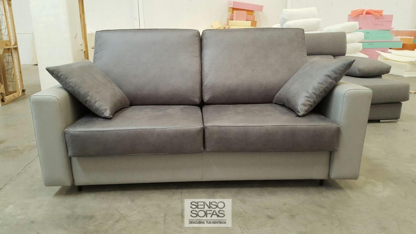 Sofas cama baratos comprar sofa cama valencia for Sofas baratos madrid outlet