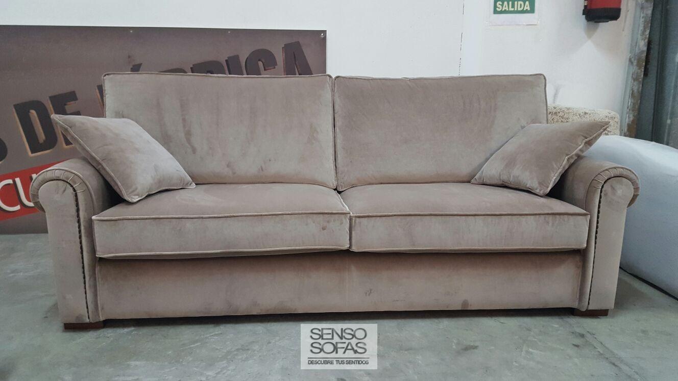 Sofa glamour sensosofas for Sofas alicante liquidacion