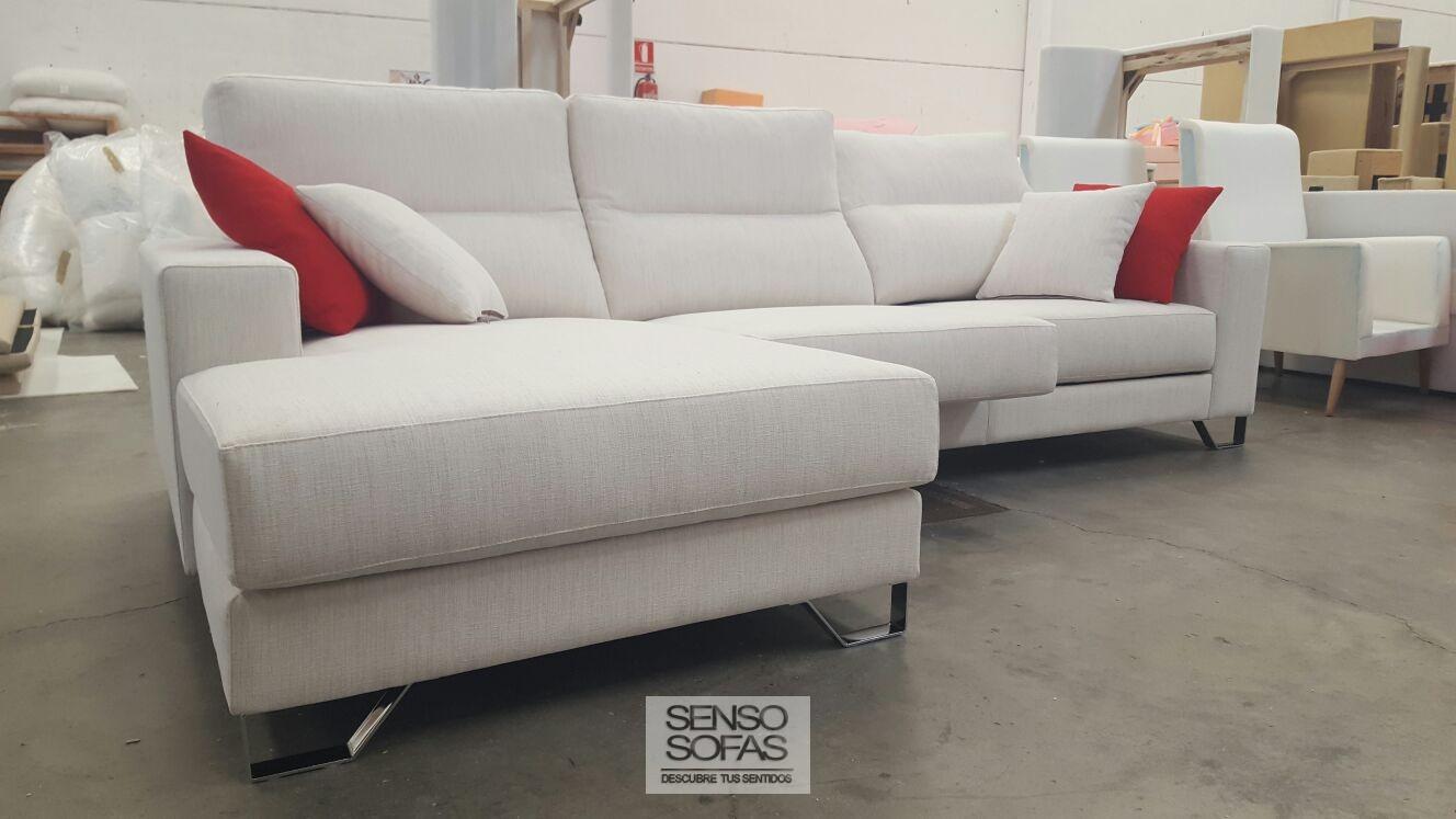 Sofa chaise longue gandia for Sofas alicante liquidacion