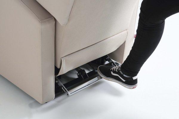 detalle sillón relax r80